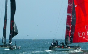 OneMinute - America's Cup