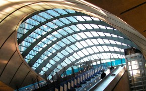 OneMinute - Canary Wharf Tube Station