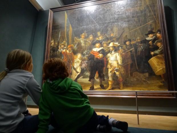 Nachtwacht Night Watch Rijksmuseum Amsterdam