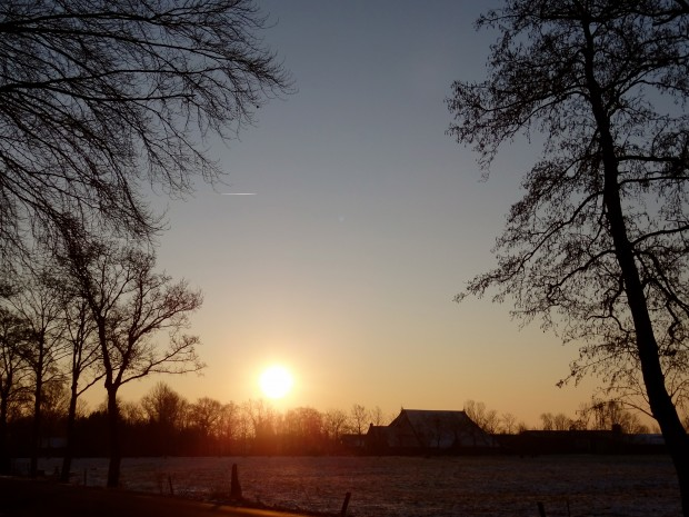 winter in friesland the netherlands 3