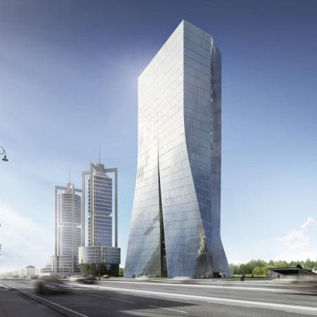 Coop Himmelblau – Central Bank Azerbaijan 3 – Benjamin Feenstra