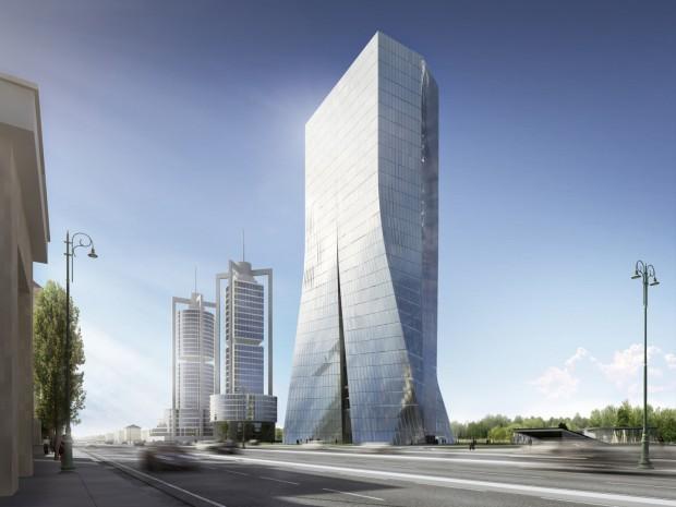 Coop Himmelblau - Central Bank Azerbaijan 3 - Benjamin Feenstra
