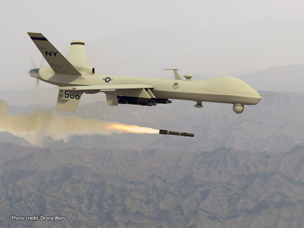 predator drone USA Civil War