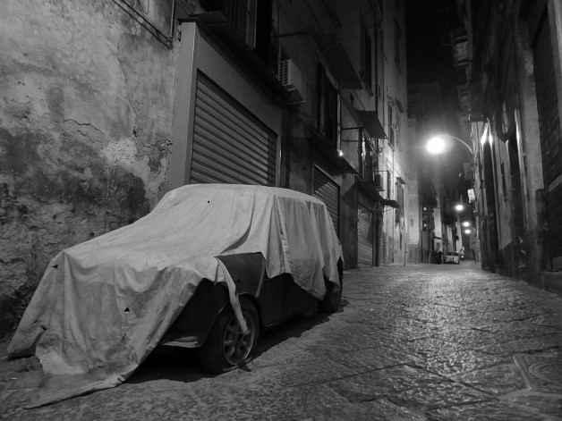 In the streets of Naples 3